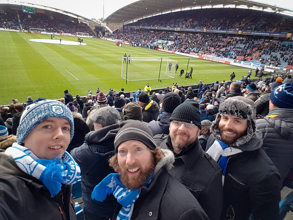 We are Huddersfield