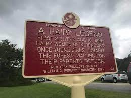 The Hairy Women of Klipnocky