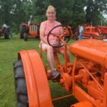 Cindy Ladage, rural blogger
