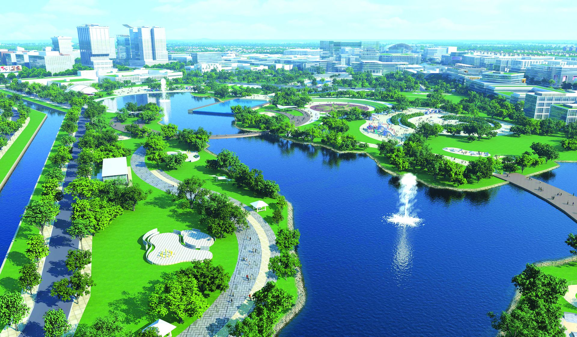 Binh Duong New City, By Michael Halloran