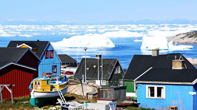 The Greening of Greenland