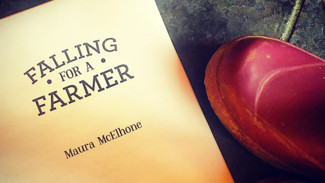 At the Tail End of Calving, by Maura McElhone