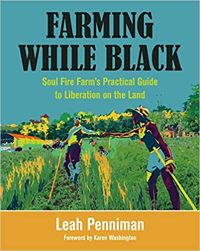 a book about farming from the black perspective