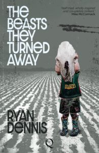 Ryan Dennis is the author of The Beasts They Turn Away
