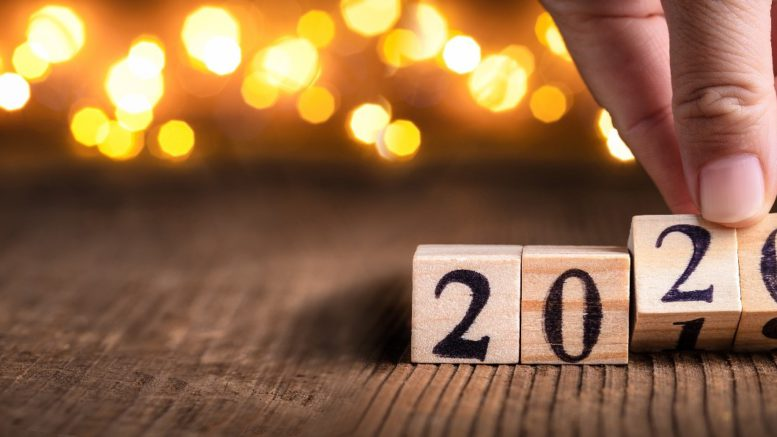 The Year that was In It! by Paddy McMenamin